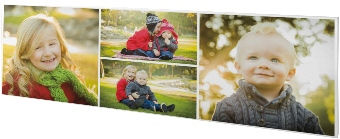 Four Photo Collage Canvas Prints