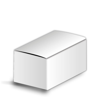 Square Motif Favor Boxes