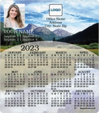Pristine Valley Full Magnet Calendars