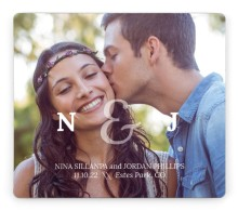 Us Together Save the Date Magnets