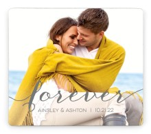 Simply Forever Save the Date Magnets