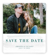 Tranquil Twinkle Save the Date Magnets