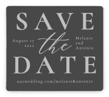 Simply Put Save the Date Magnets