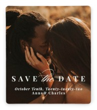 Heavenly Bliss Save the Date Magnets