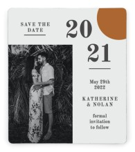 Glory Day Save the Date Magnets
