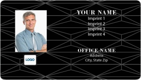 Diamond Executive Magnetic Business Cards