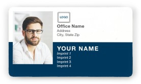 Respected Agent Magnetic Business Cards
