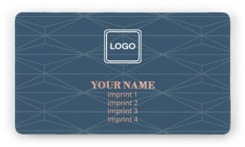 Top Shape Magnetic Business Cards