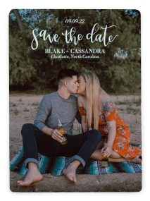 Marry Magic Save the Date Magnets