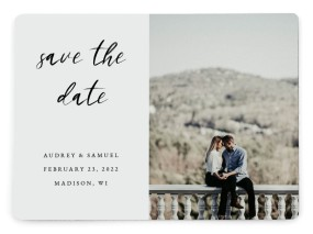 Majestic Moment Save the Date Magnets