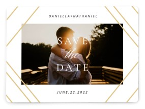 Enchanted Chapter Save the Date Magnets