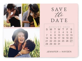 Circle Our Date Save the Date Magnets