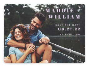 Perfect Pair Save the Date Magnets