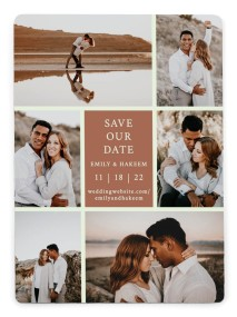 Timeless Truth Save the Date Magnets