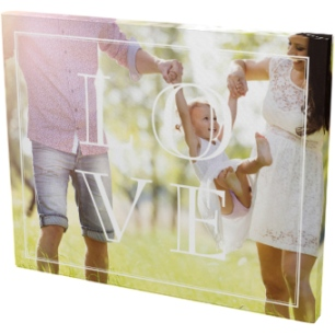 Simply Love Canvas Prints