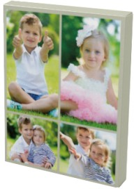 Family Photo Collage Canvas Prints