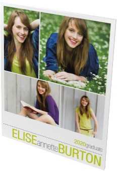 Senior Photo Montage Canvas Prints
