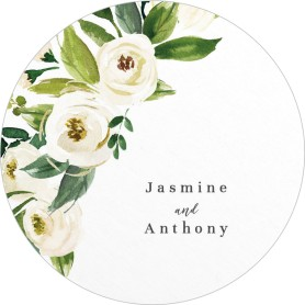 Wedding Florals Wedding Coasters