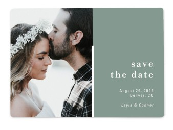 Breathless Save the Date Magnets