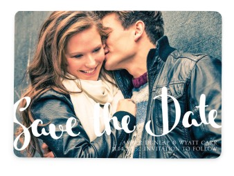 True Devotion Save the Date Cards