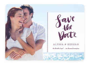 Forever Affection Save the Date Cards