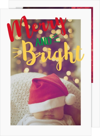 Bright Greetings Christmas Cards