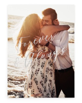 Forever Stylish Save the Date Cards