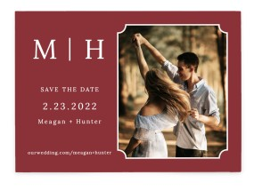 Love's Waltz Save the Date Cards