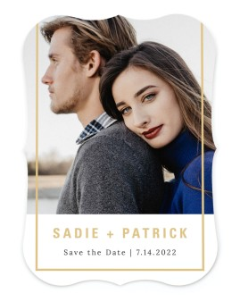 Forever Bliss Save the Date Cards