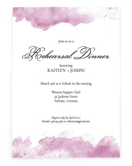 We Dine Save the Date Cards