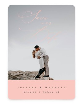 Loveswept Save the Date Cards