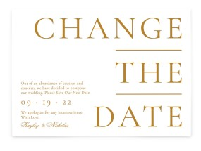 Timeless Change the Date Change the Date Cards