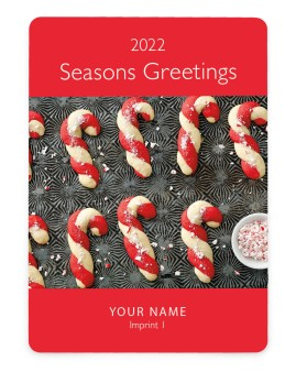 Kitchen-Tested Recipes Business Holiday Cards