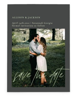 Featured Beloved Save the Date Cards