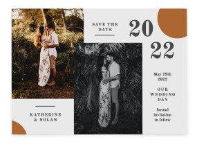Glory Day Save the Date Cards
