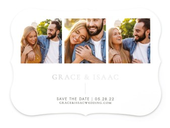 Sweet & Neat Save the Date Cards