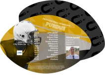 Purdue Boilermakers Football Schedule Magnets