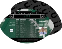 Jets Football Schedule Magnets