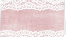 Lace Country Wedding Place Cards