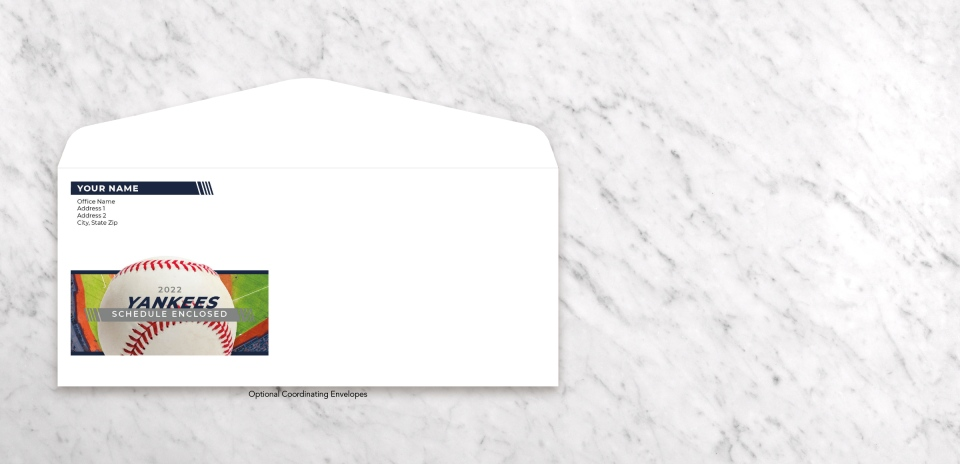 Optional Envelopes