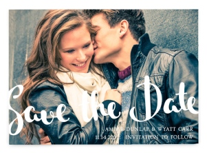 True Devotion Save the Date Postcards
