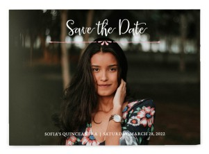 Quince Beauty Quinceanera Save the Dates