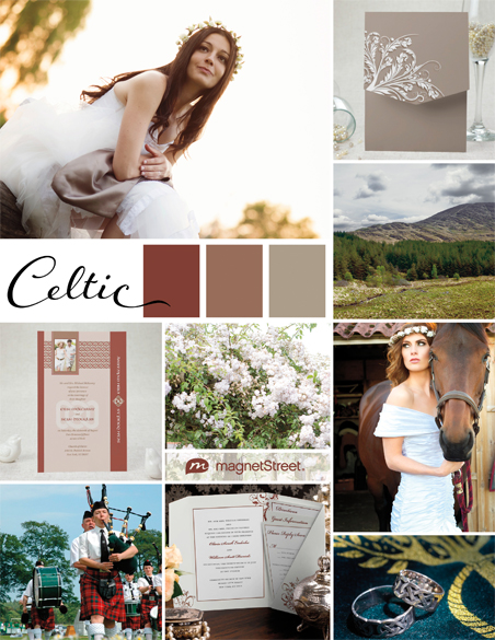 Celtic Wedding Inspiration