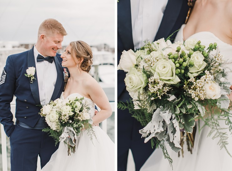 Virginia Beach Wedding With Spectacular Waterfront Views