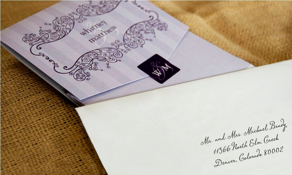 Addressing Wedding EnvelopesTruly Engaging Wedding Blog - Wedding invitation envelope address template