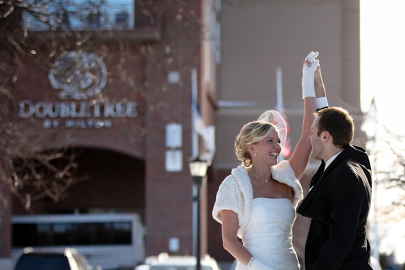 Michigan real wedding by Paul Retherford Photography
