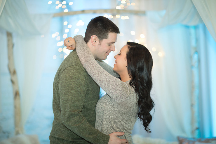 Display Your Engagement Photos session shots